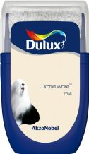 Dulux Orchid White emulsion tester